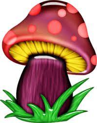 Resultado de imagem para cogumelos de tecido pinterest
