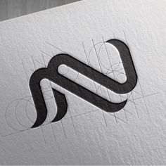 """NM"" design process by @g.designthings"