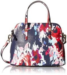 kate spade new york Cedar Street Floral Maise Satchel Handbag