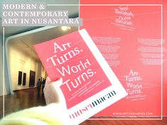 MUSEUM TOUR IN JAKARTA museum macan - www.petitediaries.com #travelblog #travel #jakarta #travelindonesia #museumtour #museummacan