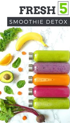 1 Delicious meal replacement smoothie recipe each day for weight loss increased energy glowing skin and vitality. Get your FREE recipe book detox plan compete with smoothie hacks exclusive discounts and daily mo Smoothie Detox, Detox Diet Drinks, Natural Detox Drinks, Detox Diet Plan, Fat Burning Detox Drinks, Detox Juices, Cleanse Detox, Juice Cleanse, Detox Meals