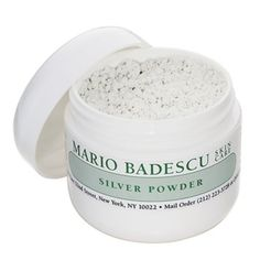 The Ten Best Blackhead Removal Products // #7 Mario Badescu Silver Powder #rankandstyle