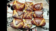 Túrós Táska Házilag French Toast, Breakfast, Youtube, Food, Meal, Eten, Meals, Youtubers, Morning Breakfast