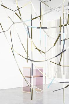 """17 Screens"" Ronan&Erwan Bouroullec - Rennes | GLAS ITALIA"