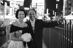Fabulous and fun!  Kitty Carlisle Hart and Moss Hart.  New York at its best!