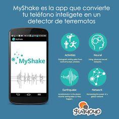 MyShake puede sentir un terremoto incluso cuando el dispositivo móvil está en el bolsillo o dentro de un bolso.
