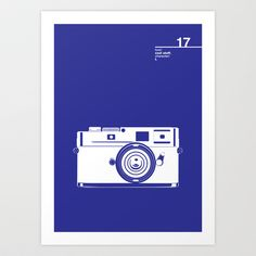 17_coolstuff_I Art Print by Iris & Floss - $18.00