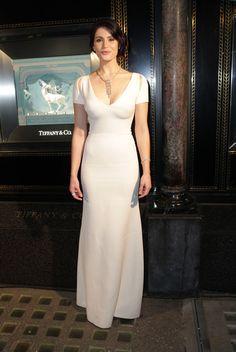 1. Gemma Arterton Reveals The 2015 Tiffany & Co Christmas Window