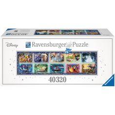El puzzle más grande del mundo Ravensburger 40320