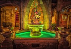 Cinderella's Fountain – Marc Perrella