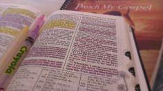 Preach My Gospel Study Tips | Siostra (Sister) Larcade