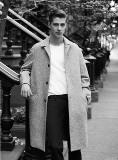 Coat Weather: Nicklas Kingo, George Elliott + More for Stonefox