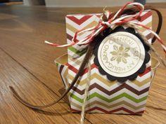 One-sheet-wonder box for Ferrero Rocher