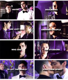 Alec x Magnus ❤️