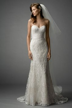 Watters Brides Nyra Gown