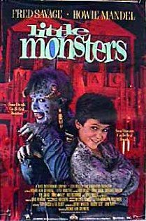 One of my fave movies of the 80's! Watching it now I realize - that was actually a rather scary movie for kids!