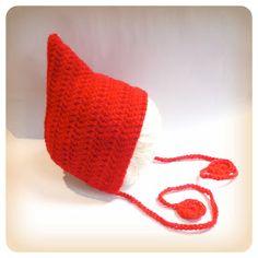 Shara Lambeth Designs: Pixie Bonnet free crochet Pattern
