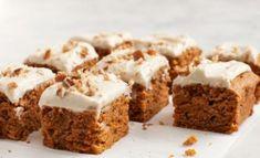 Beyaz Çikolatalı Havuçlu Kek