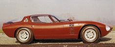 Alfa Romeo Bertone Canguro