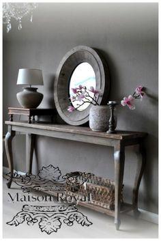 Stoere landelijke kleuren meubels en accessoires