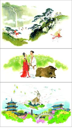 Dongsung Kim, Korean illustrator