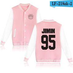 Moletom BTS Bangtan Boys Baseball Uniform Fleece jacket Women Men BTS KPOP v jin jimin suga Long Sleeve Pink Hoodie Sweatshirts Hoody Kpop, Bts Hoodie, Sweater Hoodie, Hoodie Sweatshirts, Hoodies, Jimin, Jhope, Bts Jin, Suga Suga