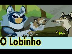 Aventuras com os Kratts - O Lobinho - Nova Temporada - YouTube