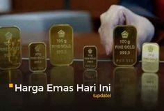 Harga Emas Hari Ini 22 Agustus 2017 Rp 604.000 per gram