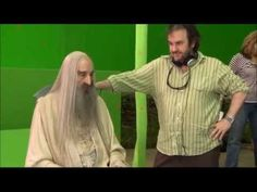 """Sir Christopher Lee Filmed His Final Scene In """"The Hobbit"""" Entirely Out Of Imagination - 9GAG.tv"""