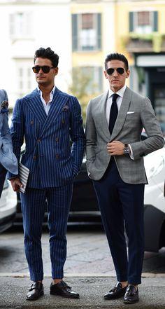 How to buy a suit classic man shiz modestil für männer, männ Mens Fashion Blog, Best Mens Fashion, Fashion Mode, Mens Fashion Suits, Mens Suits, Milan Fashion, Suit Men, Style Fashion, Fashion Trends