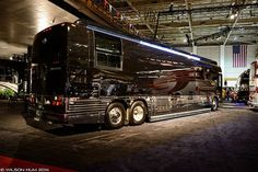 2014 Prevost X3-45 S1 Vantare Single Slide Executive Coach 5443 with Volvo's 500 HP D13 Engine & 6 speed Allison Transmission by Featherlite RV