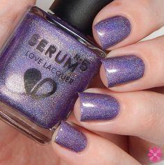 Serum No. 5 Endora's Aura swatched $12 w/box