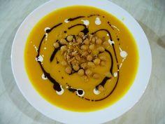 Tökleves hokkaido tökből Vegan Soup, Black Eyed Peas, Hummus, Breakfast, Ethnic Recipes, Soups, Food, Diet, Hokkaido