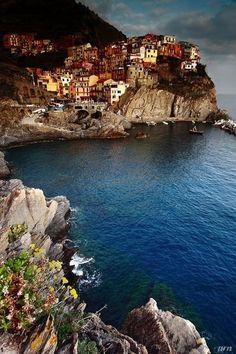 Sea view ... Manarola, Italy