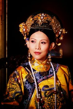 Formal (Manchu)/Legend of Zhen Huan(Empresses In The Palace,甄嬛传).