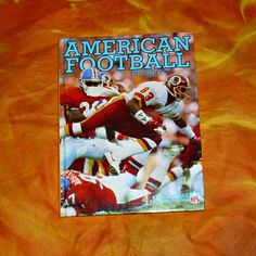 American Football Channel Four Book Six by WelshGoatVintage, £5.99