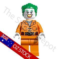 Joker Lego Minifigures Character Wall Safe MOVABLE Sticker - stickerdepot.com.au