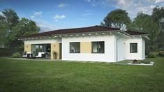 WimbergerHaus MINOS mit Walmdach Shed, Outdoor Structures, Outdoor Decor, Home Decor, Hip Roof, Ideas, Decoration Home, Room Decor, Home Interior Design