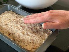 Muesli, Oatmeal, Bread, Baking, Breakfast, Food, Meal, Patisserie, Brot