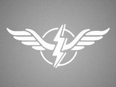 195 best lightning bolts images on pinterest typographic logo