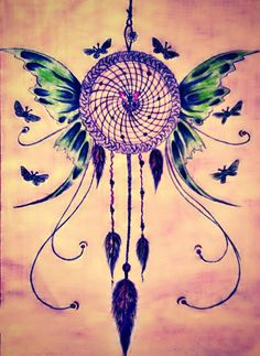 Dreamcatcher by liilyxxx.deviantart.com on @deviantART