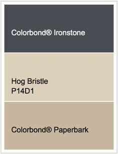 Dulux paint colours for the exterior of the home #shadesofpaintcolours #dulux