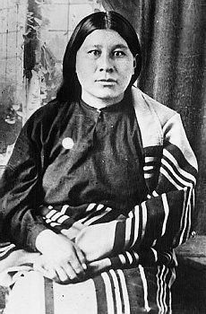 An unidentified woman of the Osage Nation. 1926. No additional information.