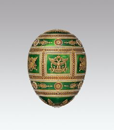 Easter Eggs from House of Carl Faberge