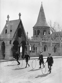 Fishermen's Bastion 1939