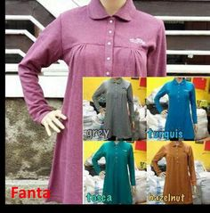Moeslem Woman Wear - Tunic - Uncle West Bandung