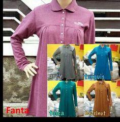 Moeslem Woman Wear - Tunic - Uncle West Bandung