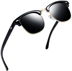 1fea6c000f Price   9.99 Joopin Semi Rimless Polarized Sunglasses Women Men Retro Brand Sun  Glasses (Brilliat