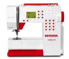 Macchina per cucire Bernina Activa 215