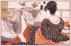 喜多川歌麿 歌まくら - Utamaro